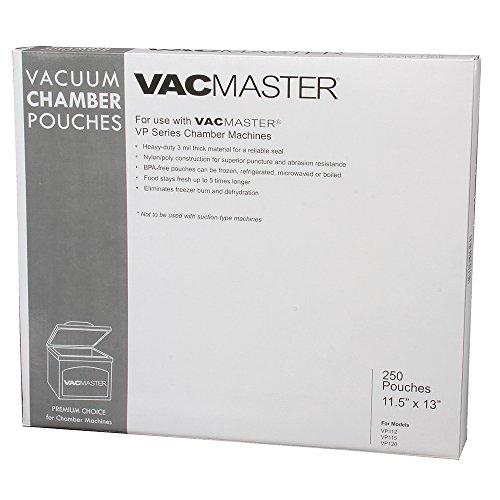 VacMaster Vakuumkammer Beutel 250 pro Schachtel 11.5
