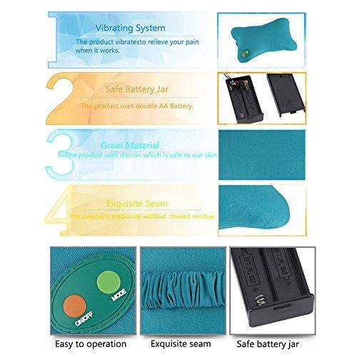Zoom IMG-3 massaggi cuscino morbido collo kneading