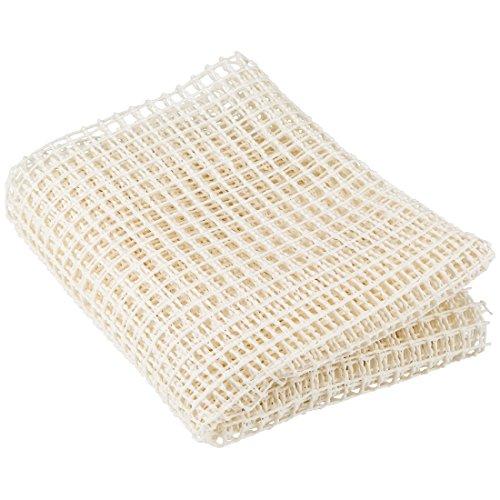 Levivo Base antideslizante para alfombra, protección resistente contra resbalones para alfombras, por ejemplo, en parqué o baldosas, en distintos tamaños, 80 x 200 cm