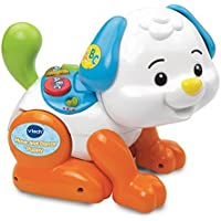 Vtech Baby – Shake & Move Puppy – Mon Toutou Toufou Version Anglaise