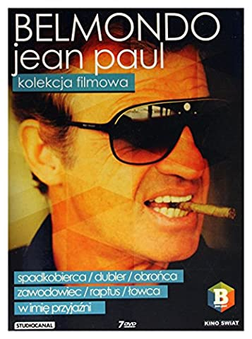Jean Paul Belmondo, Collection (Box) [7DVD] [Region
