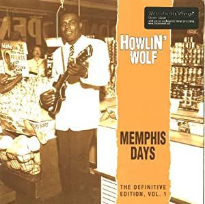 Memphis Day-the Definitive ed.Vol.1 (180gr.)