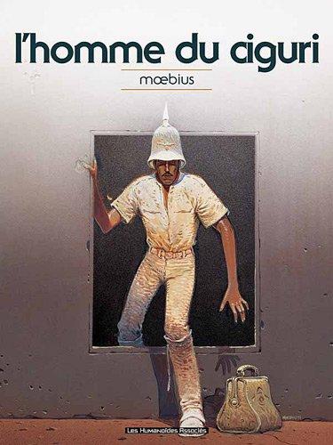 L'homme du Ciguri classique par Moebius
