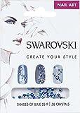Swarovski Nail Art Loose Crystals - Blue SS9