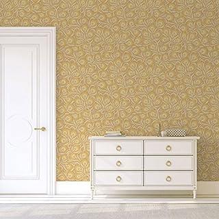 jugendstil tapete heimwerker. Black Bedroom Furniture Sets. Home Design Ideas