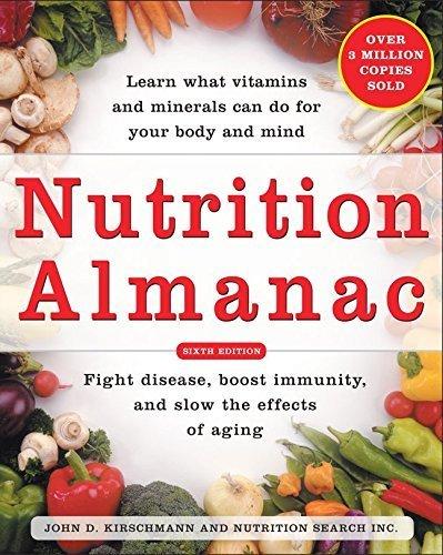 Nutrition Almanac by John D. Kirschmann (2007-01-01)