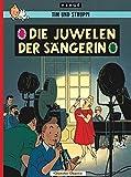 Tim und Struppi, Carlsen Comics, Neuausgabe, Bd.20, Die Juwelen der Sängerin (Tim & Struppi, Band 20) - Hergé
