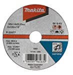 Makita Trennscheibe 125x1mm Metall 10...