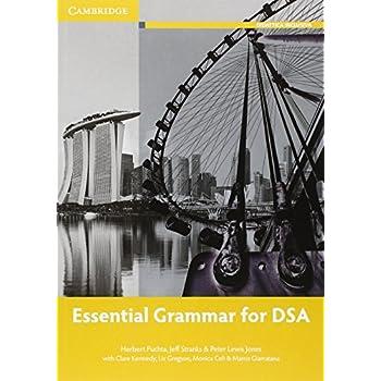 Essential Grammar For Dsa. Per Le Scuole Superiori. Con Espansione Online