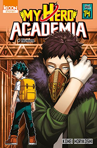 My Hero Academia Edition simple Tome 14