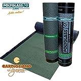 Guaina Bituminosa Ardesiata Verde ISOESTERE 4,5 kg -5° - vendita a metro