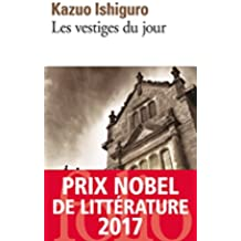 Les vestiges du jour (Folio t. 5040) (French Edition)