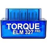 Torque Pro Elm 327 [ Android ONLY [ V1.5 ] OBDII OBD 2 Bluetooth Fault Code Reader
