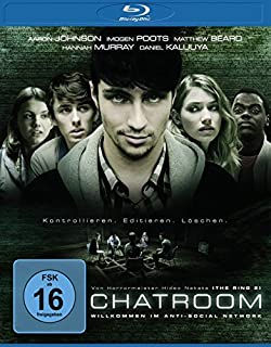 REVOLVER ENTERTAINMENT Chatroom [BLU-RAY]