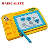 #9: JINKRYMNEN Educational Writing & Drawing Magic Slate for Kids (Multicolour)