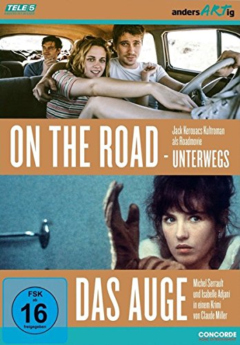 On the Road - Unterwegs / Das Auge (andersARTig Edition, 2 Discs, OmU)