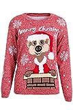 Fast Fashion - Cavalier Rudolph Et Suricate Joyeux Christmas Imprimé ...