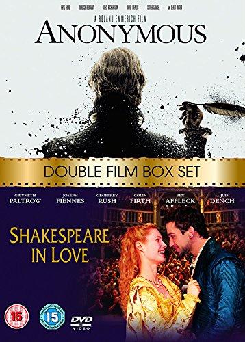 Oferta de Anonymous/Shakespeare In Love [Edizione: Regno Unito] [Reino Unido] [DVD]