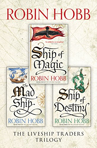 p Traders Trilogy: Ship of Magic, The Mad Ship, Ship of Destiny (English Edition) ()