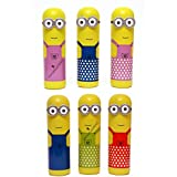 [Sponsored]Laxmi Collection (Pack Of 10) Minions Shape Pencil Box With Stationary Kit, Return Gift For Kids