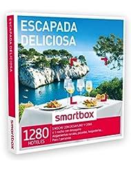 SMARTBOX - Caja Regalo - ESCAPADA DELICIOSA - 1280 alojamientos rurales, posadas, hospederías, masías, cortijos…