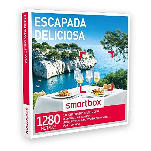 SMARTBOX – Caja Regalo – ESCAPADA DELICIOSA – 1280 alojamientos rurales, posadas, hospederías, masías, cortijos…