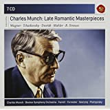 Charles Munch : Late Romantic Masterpieces