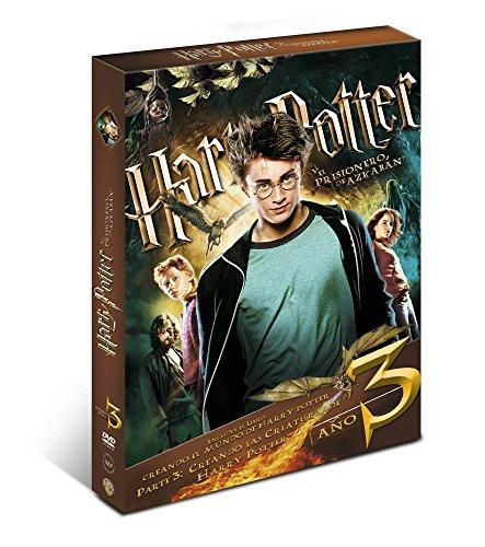 Harry Potter. El Prisionero De Azkaban. Nueva Edición Con Libro [DVD]