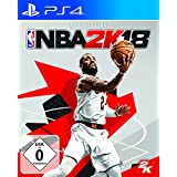 PS4: NBA 2K18 - Standard  Edition
