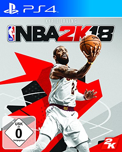 NBA 2K18 - Standard Edition - PlayStation 4 [Importación alemana]