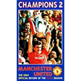 Manchester United - Champions 2 - Official Review of the 93/94 Season