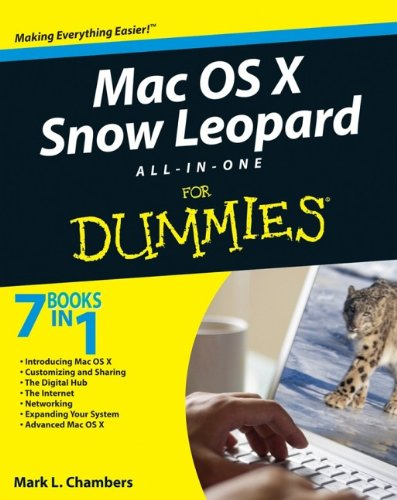 Mac OS X Snow Leopard All-in-one For Dummies
