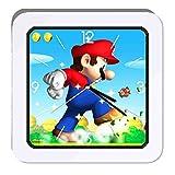 Super Mario Bros 2 Wecker