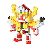 nanoblock soul Nation series Kamen Rider RyuGen grape Arms