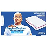 Mr. Propre Gomme Magique Original Nettoyante - Lot de 3