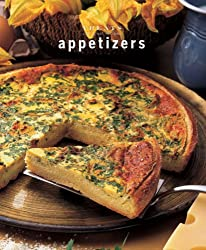 Appetizers: Just Great Recipes (Treats: Just Great Recipes)