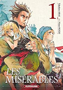 Les Misérables Edition simple Tome 1
