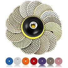 Pad Polierscheibe Diamant Schleifmaschine Marmor Stein Beton Schleifen