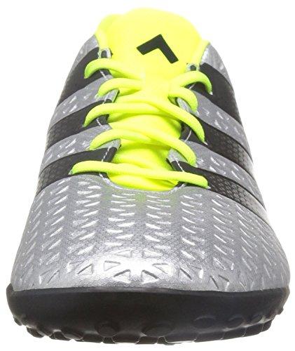Adidas Ace 16.4 Tf, Scarpe da Calcio Uomo, Multicolore Grigio