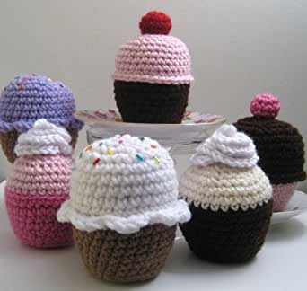 Knitting Pattern for Cupcake Dolls | Knitted doll patterns, Loom ... | 324x342