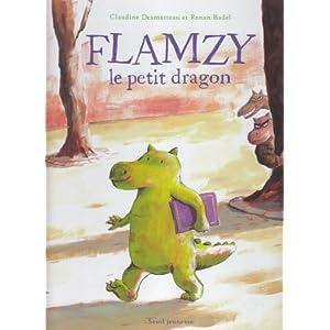 Flamzy le petit dragon