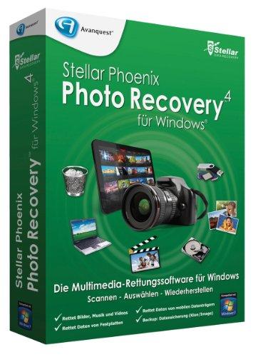 Stellar Photo Recovery 4 für Windows (Nutrition-shop)