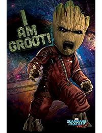 Guardians Of The Galaxy Vol.2 Maxi Poster 61 x 91,5 cm Angry Groot