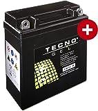 GEL Batterie YB5L-B Suzuki DR 650 RU 1991 von TECNO