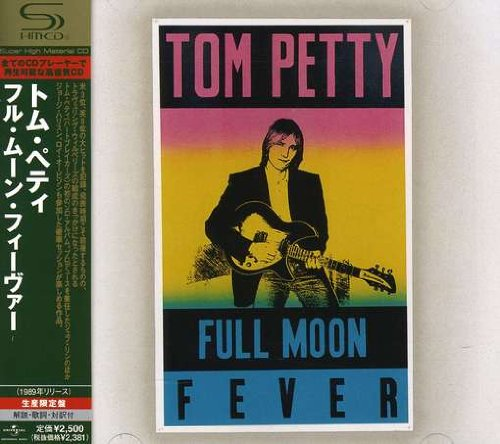 Full Moon Fever (Shm-CD) (Petty Remastered Tom)