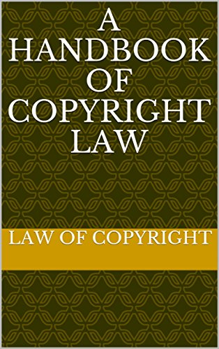 A Handbook of Copyright Law (English Edition)