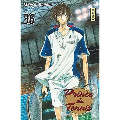 Prince du Tennis, tome 36