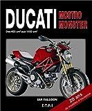 Ducati Mostro Monster - Des 400 cm3 aux 1100 cm3