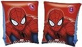 Bestway 98001 - Braccioli Spider-Man, Dimensione 23 x 15 cm, Rosso