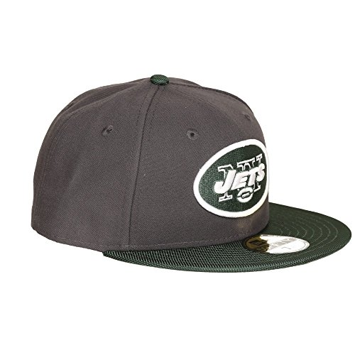 New Era 59Fifty BALLISTIC Cap - NFL New York Jets Charcoal